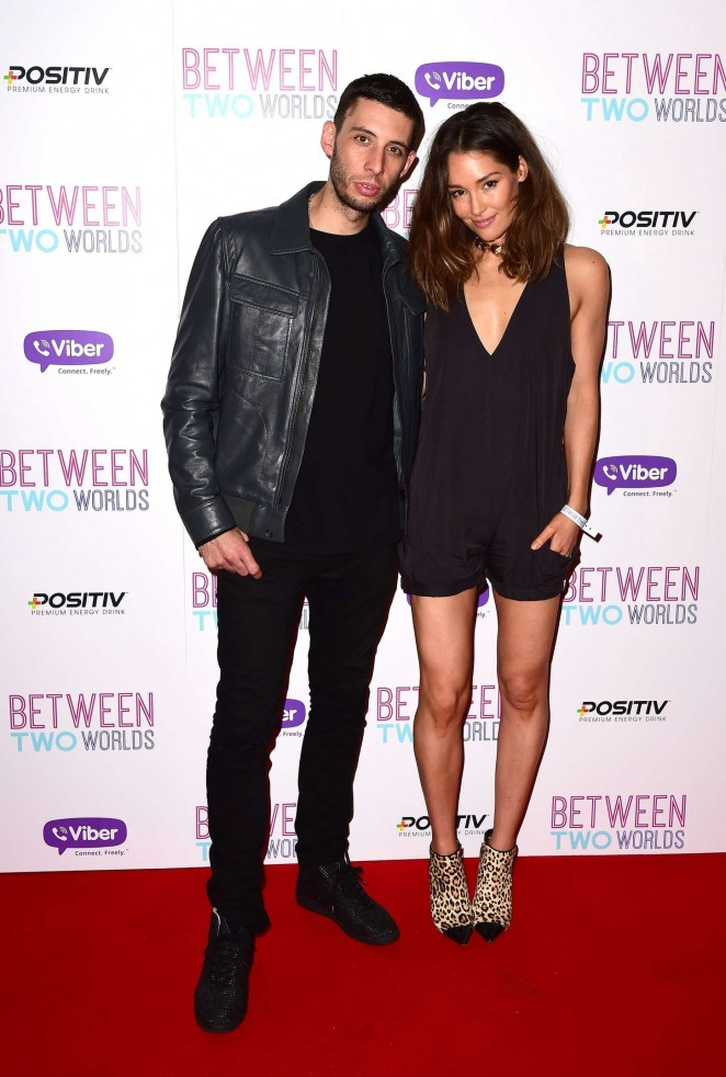 Erin McNaught: Between Two Worlds UK Premiere -01