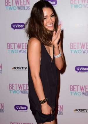 Erin McNaught - 'Between Two Worlds' Premiere in London