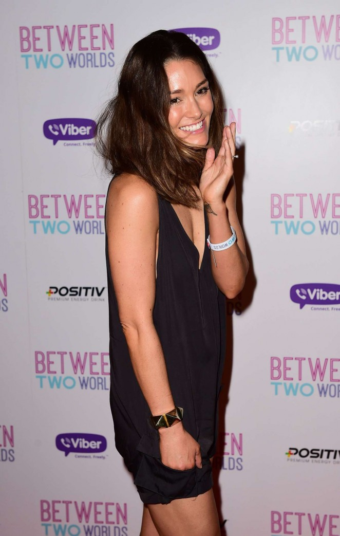 Erin McNaught – 'Between Two Worlds' Premiere in London