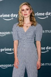 Erin Moriarty - Amazon's Prime Day Concert in New York City