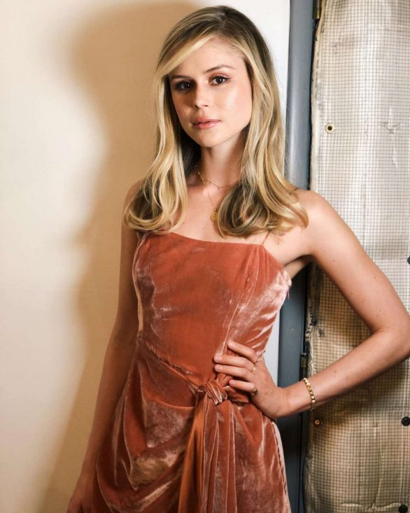 Erin Moriarty by Amanda Dykema Photoshoot (September 2019)