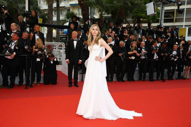Erin Moriarty: Closing Ceremony of the 2016 Cannes Film Festival -04