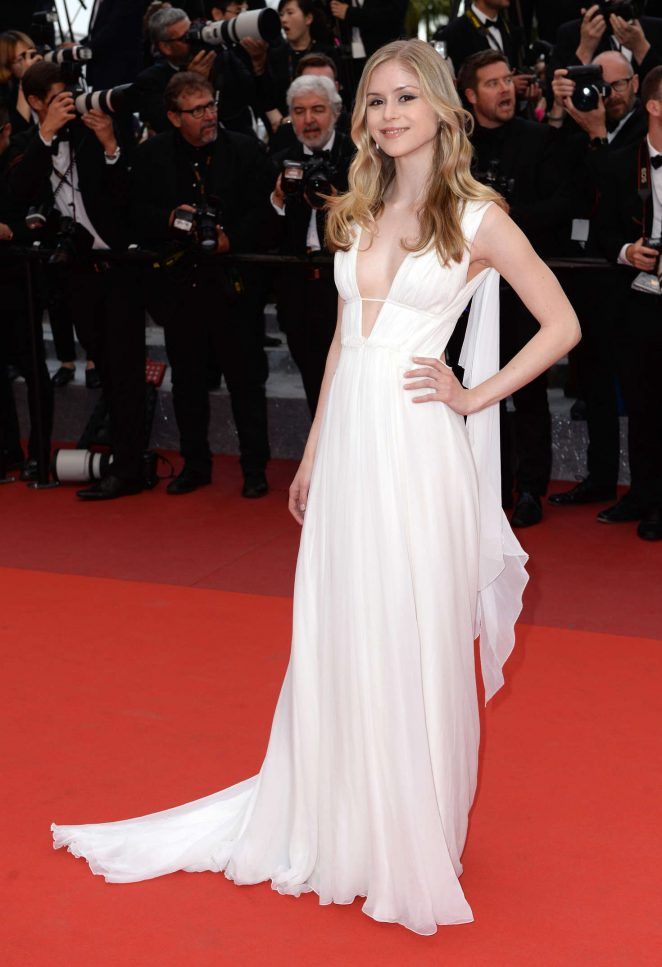 Erin Moriarty: Closing Ceremony of the 2016 Cannes Film Festival -15