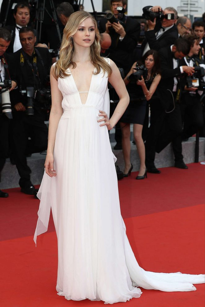 Erin Moriarty: Closing Ceremony of the 2016 Cannes Film Festival -18