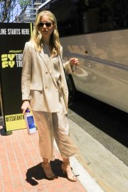 Erin Moriarty - Outside Comic-Con in San Diego