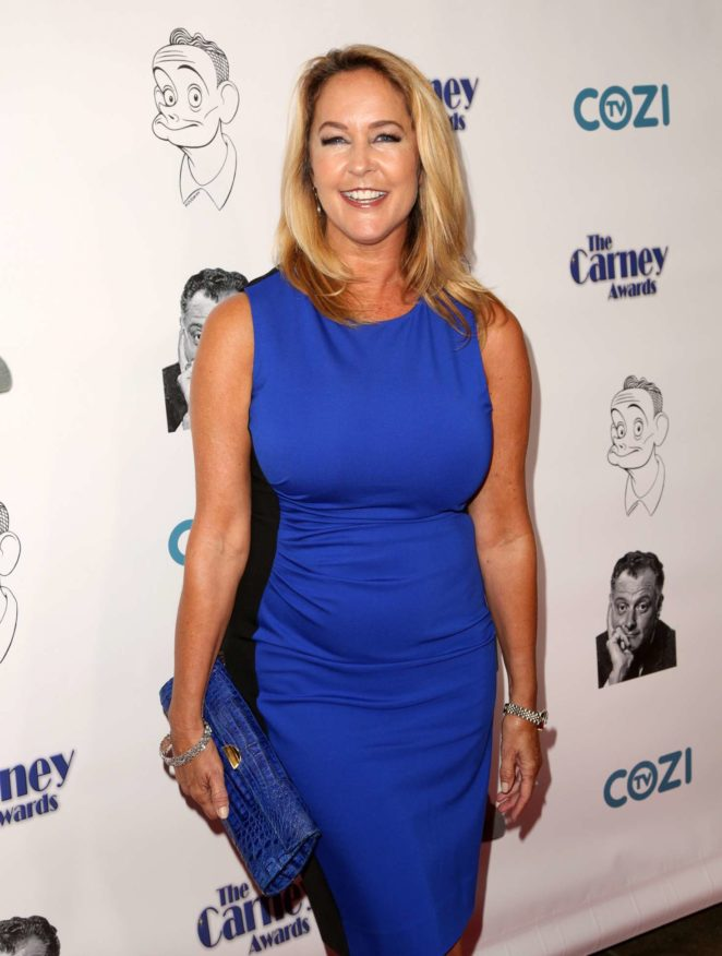 Erin Murphy 3rd Annual Carney Awards In Santa Monica