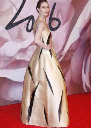 Erin O'Connor - The Fashion Awards 2016 in London