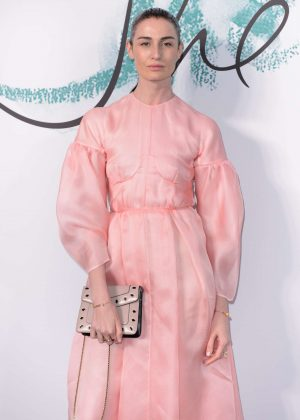 Erin O'Connor - The Serpentine Galleries Summer Party in London