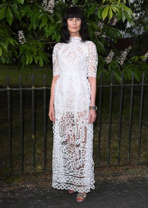 Erin O'Connor - The Serpentine Summer Party 2016 in London