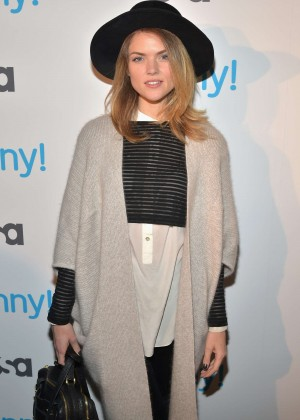Erin Richards - 'Donny!' Premiere in New York City