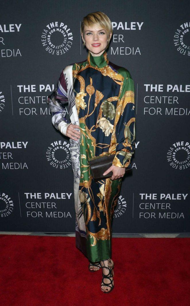 Erin Richards – 'Gotham' Final Season Screening in New York