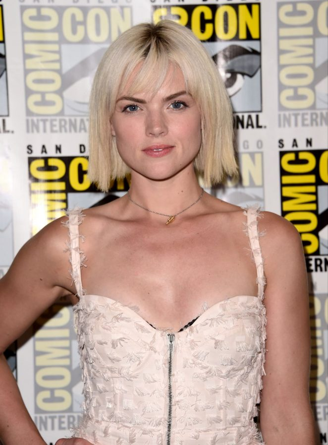 Erin Richards - Gotham Panel at 2017 Comic-Con
