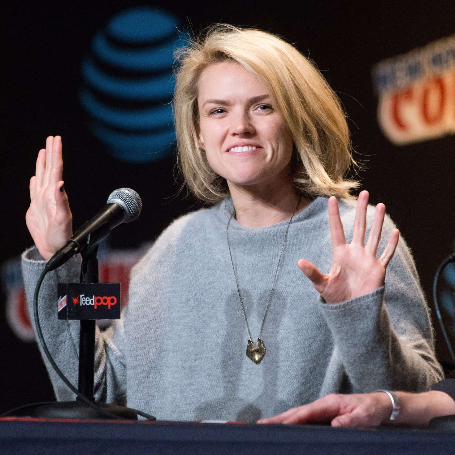 Erin richards gotham panel at new york comic con nude (77 pic)