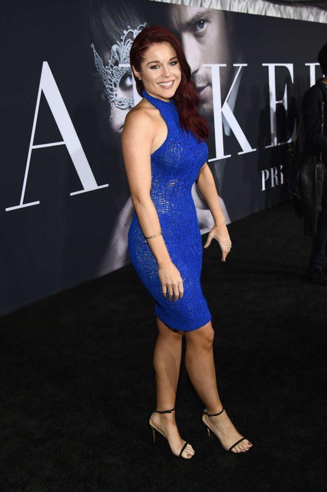 Erin Robinson - 'Fifty Shades Darker' Premiere in Los Angeles