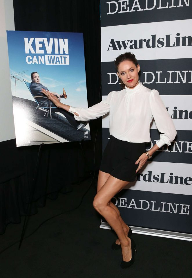 Erinn Hayes - 'Kevin Can Wait' Awardsline Emmy Screenings in Los Angeles