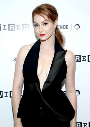 Esme Bianco - 2018 WIRED Cafe at 2018 Comic Con in San Diego