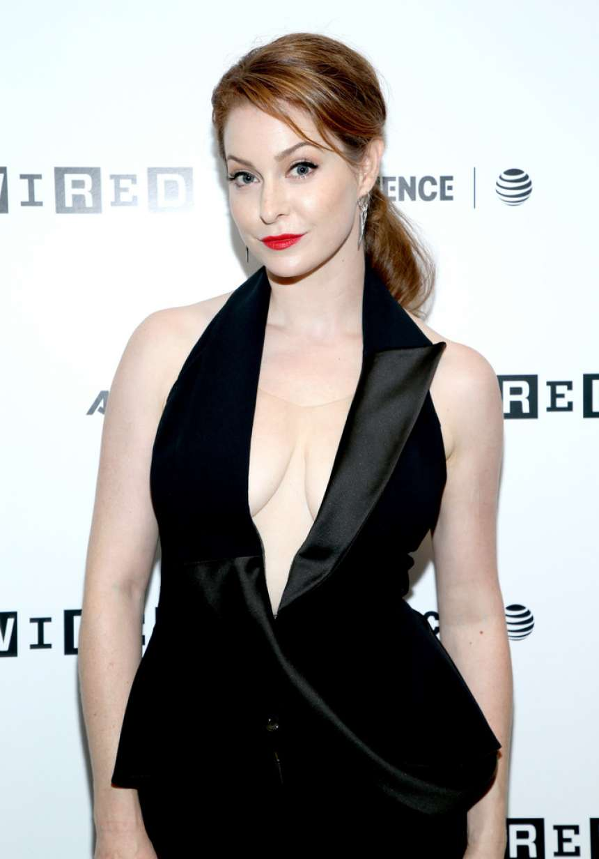Esme Bianco – 2018 WIRED Cafe at 2018 Comic Con in San Diego