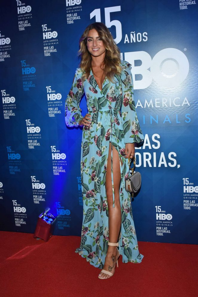 Estefania Ahumada - 15th HBO Latin America in Mexico City