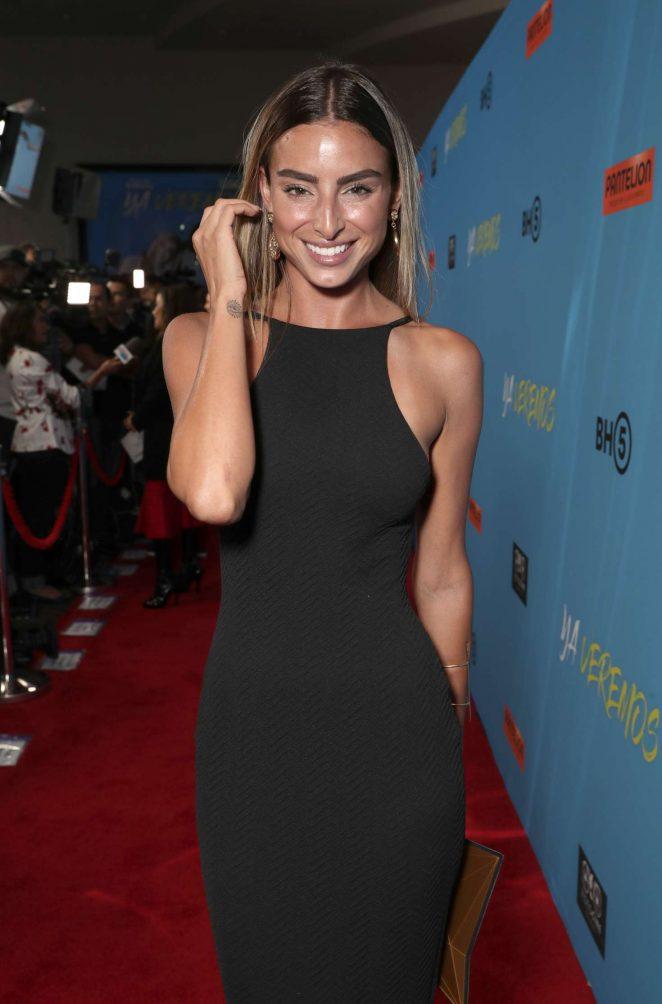 Estefania Ahumada – 'Ya Veremos' Premiere in Los Angeles