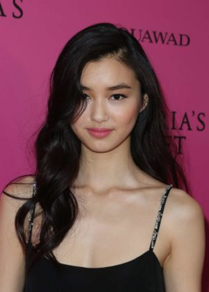502d56848f Estelle Chen – 2017 Victoria s Secret Fashion Show After Party in ...