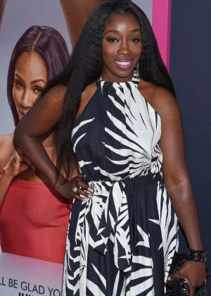 Estelle - 'Girls Trip' Premiere in Los Angeles