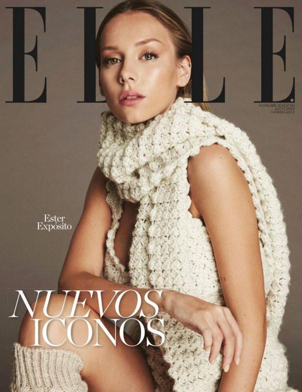 Ester Exposito - Elle Magazine Spain (November 2020)