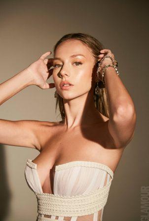 Ester Exposito - Glamour Mexico Magazine (June 2020) adds