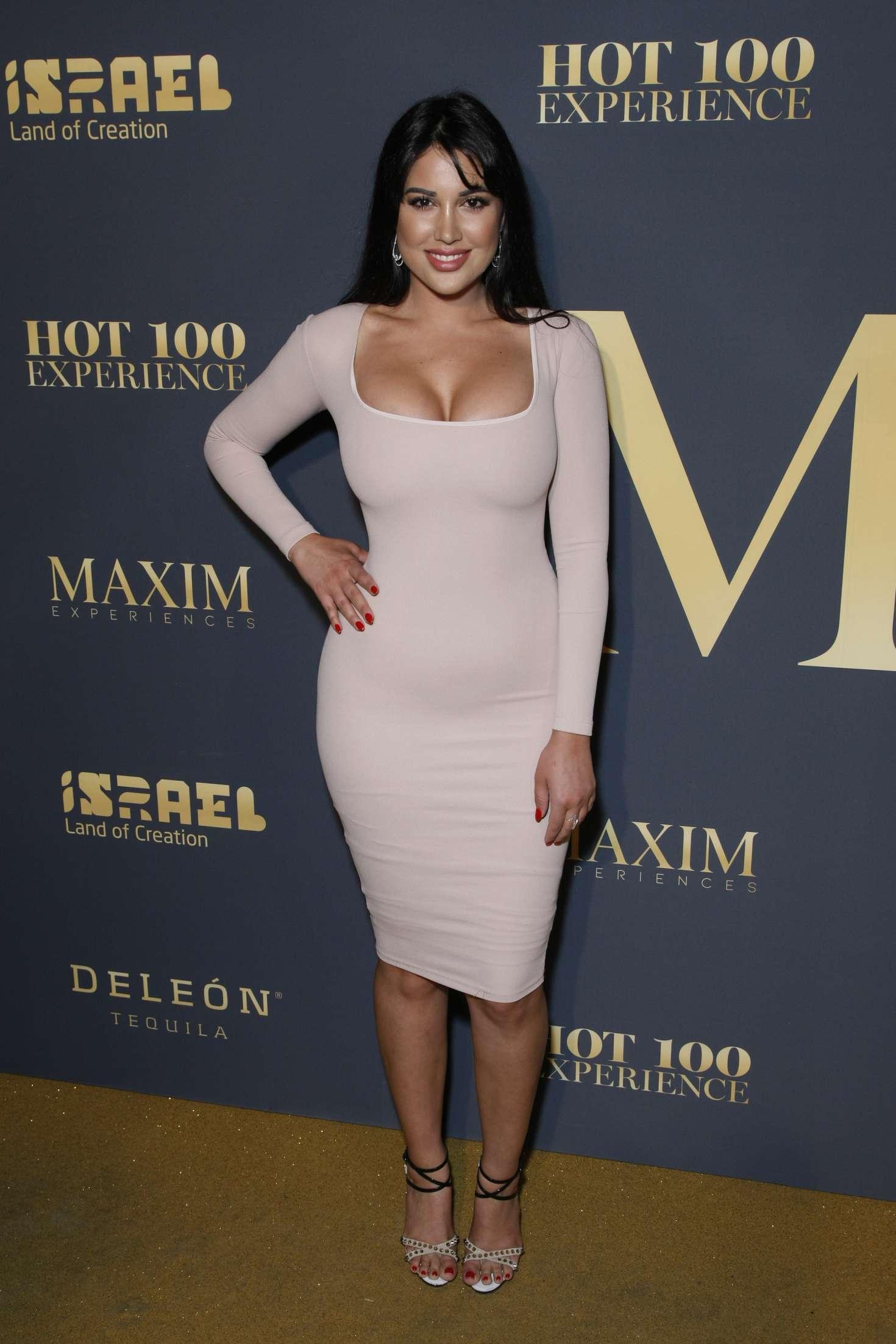 Estrella Nouri: 2018 Maxim Hot 100 Experience -05 | GotCeleb