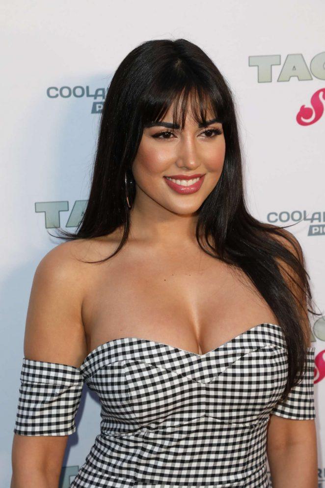 Estrella Nouri - 'Taco Shop' Premiere in Los Angeles