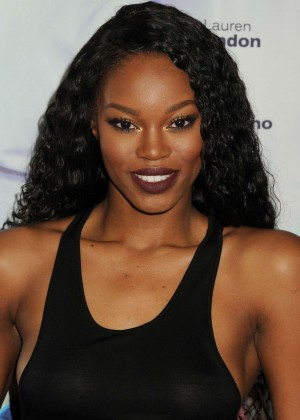Eugena Washington - 'The Perfect Match' Premiere in Los Angeles
