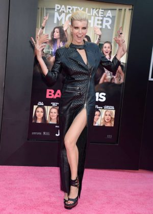 Eugenia Kuzmina - 'Bad Moms' Premiere in Los Angeles