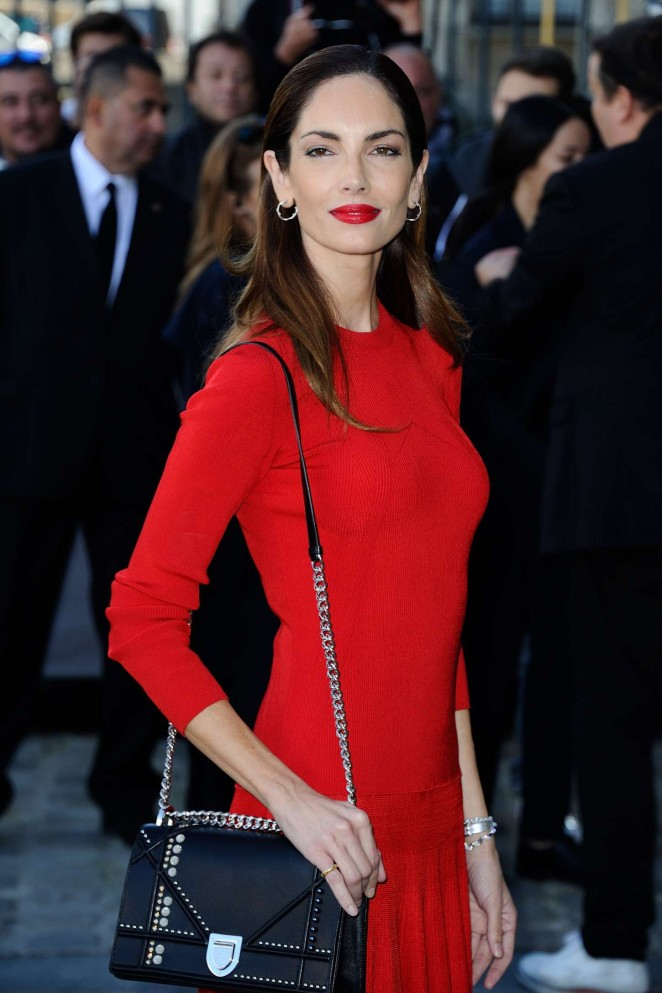 Eugenia Silva - Christian Dior Show in Paris