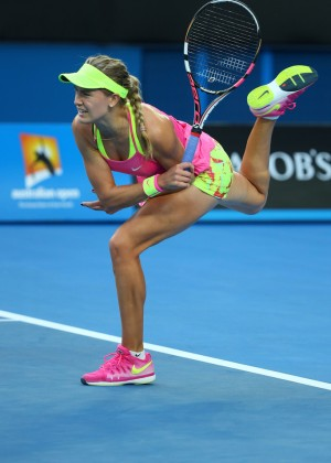 Eugenie Bouchard - 2015 Australian Open in Melbourne Day 3