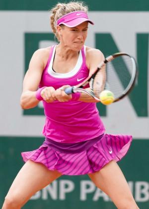 Eugenie Bouchard - 2015 French Open in Paris