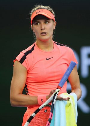 Eugenie Bouchard - 2018 Australian Open in Melbourne - Day 4