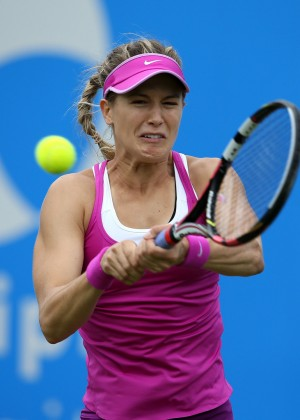 Eugenie Bouchard - Aegon Classic 2015 in Birmingham