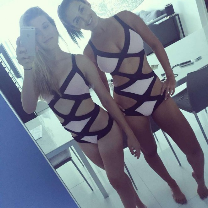 Eugenie Bouchard - Hot Social pics