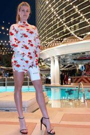 Eugenie Bouchard - Posing at Wynn in Las Vegas