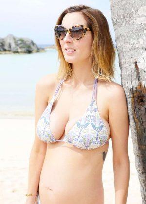 Eva Amurri in Bikini - Instagram