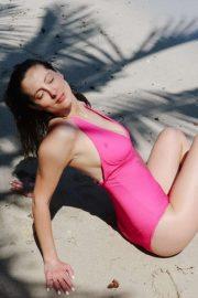 Eva Amurri Martino in Swimsuit - Personal