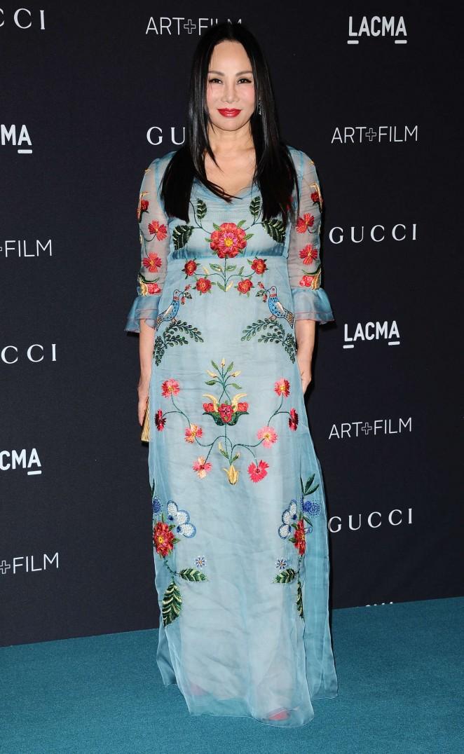 Eva Chun Chow - LACMA 2015 Art+Film Gala in Los Angeles