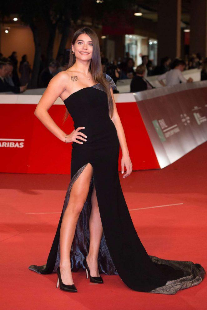 Eva De Dominici - 'Sangre Blanca' Premiere in Rome