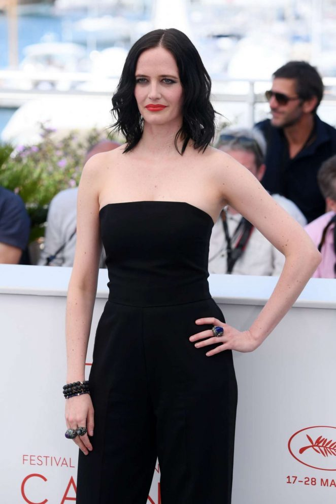 Eva Green - 'Based On A True Story' Photocall at 70th Cannes Film Festival