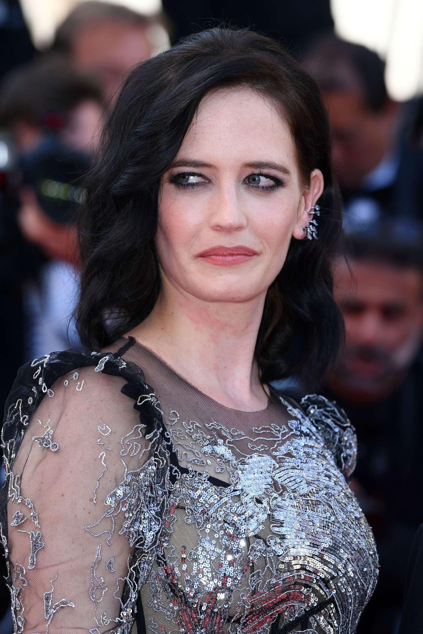 pictures Eva green at based on a true story photocall in cannes