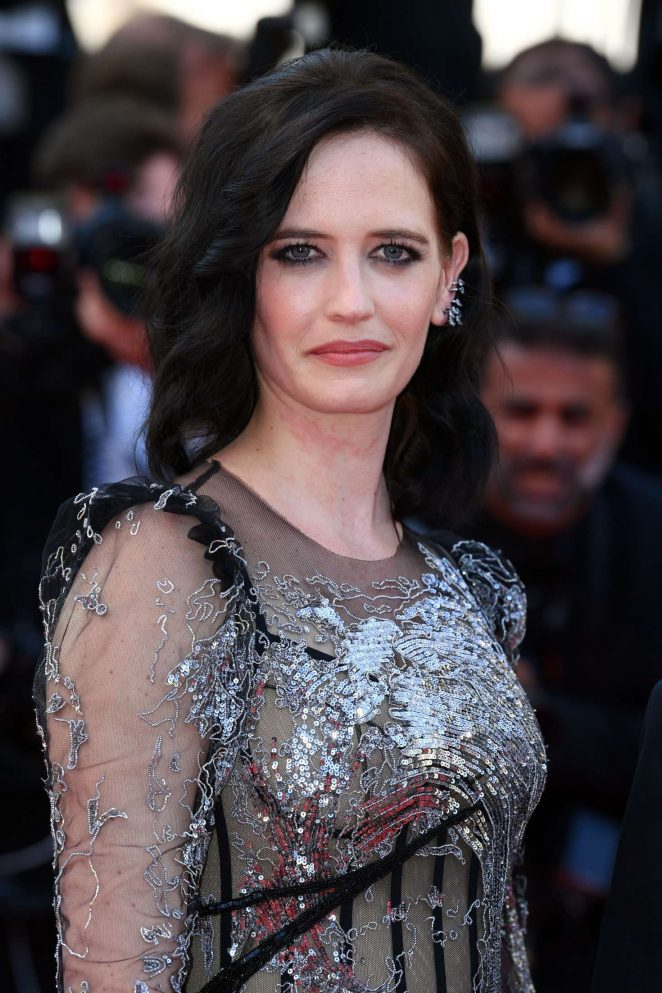 Eva Green - 'Based On A True Story' Premiere at 70th Cannes Film Festival