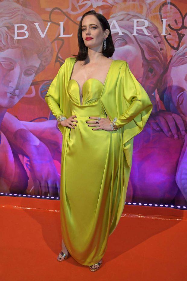 Eva Green - BVLGARI WILD POP Gala Dinner in London
