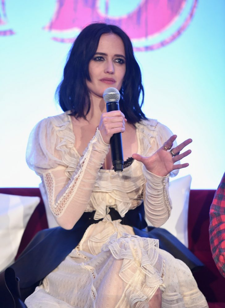 Eva Green - 'Dumbo' Global Press Conference in Los Angeles