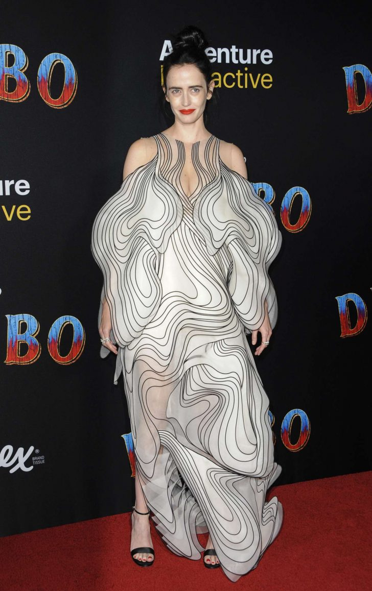 Eva Green - 'Dumbo' Premiere in Hollywood