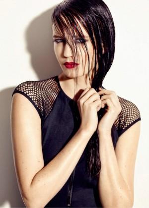 Eva Green - Elle Russia Magazine (May 2015)