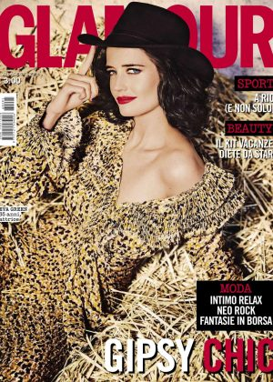 Eva Green - Glamour Italy Magazine (August 2016)